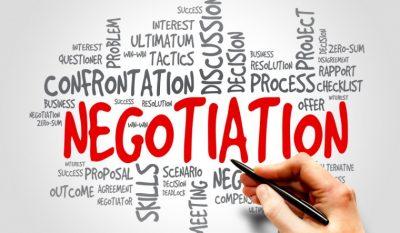 sztuka negocjacji